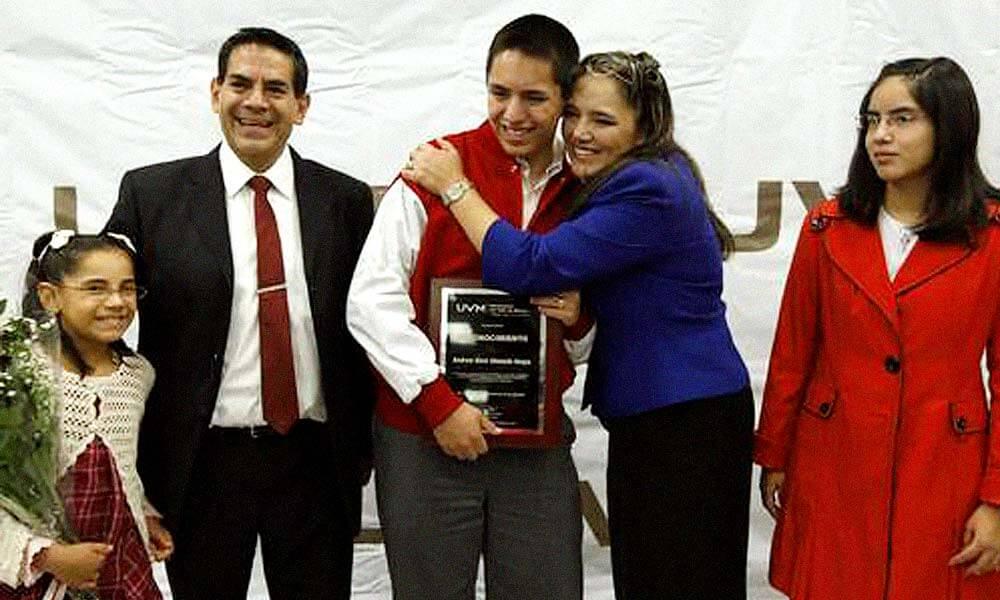 Familia Almazán Anaya