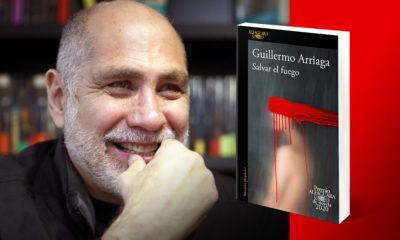 Guillermo Arriaga es el Cuarto Mexicano que Gana el Premio Alfaguara