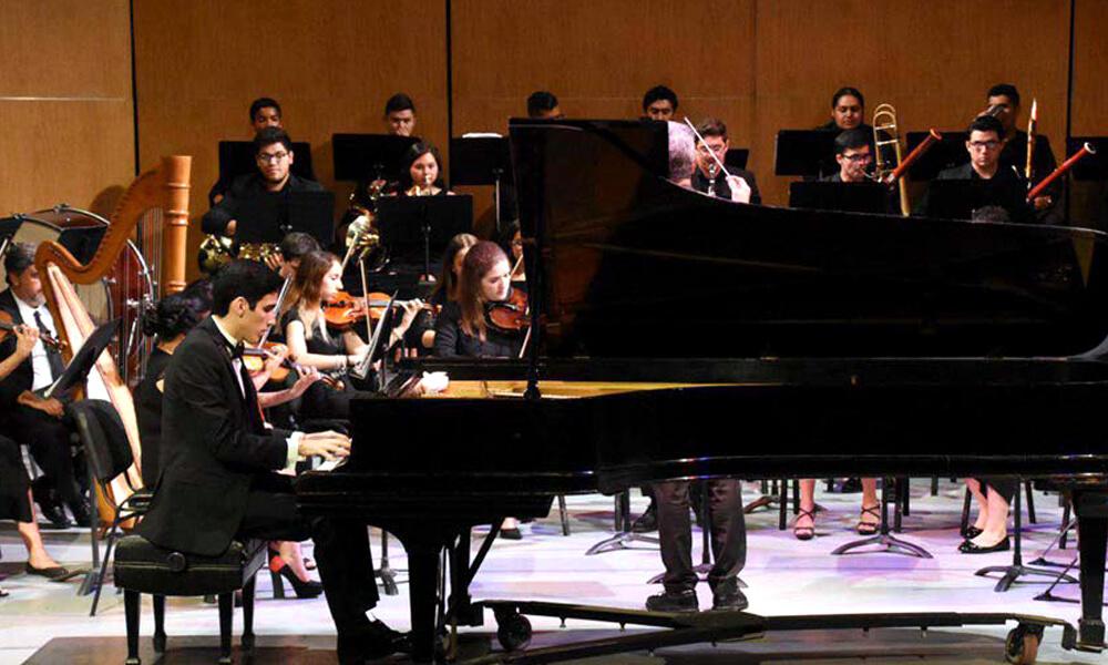 Pianista Mexicano Logra Llegar a Destacada Academia de Estados Unidos