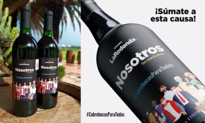 Viñedos La Redonda Lanza Vino Mexicano Contra el COVID-19
