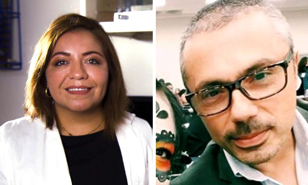 El Tabasqueño, Luis Gómez, colabora con la Dra. Ana Carolina Martínez Torres y el Dr. Philippe Karoyan en París